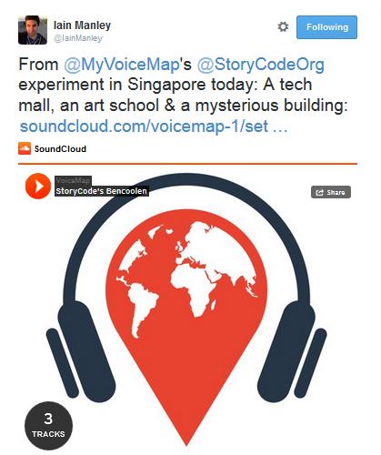 Soundcloud Bencoolen