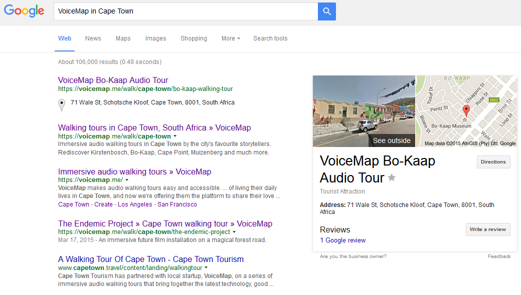 How to Effectively Link to Your Audio Tour Online