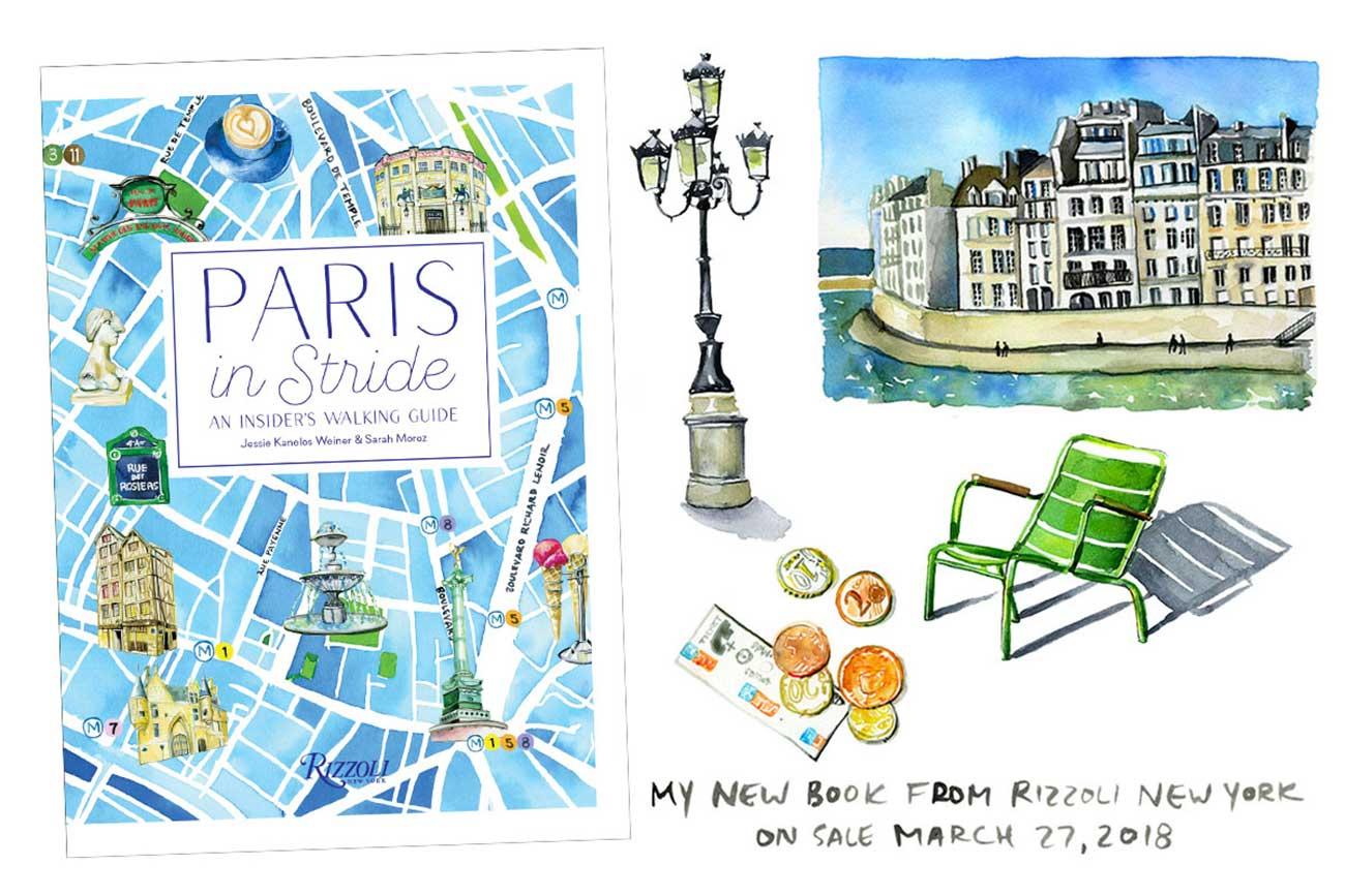 Paris in Stride Walking Tours
