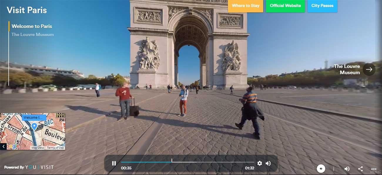 YouVisit Paris